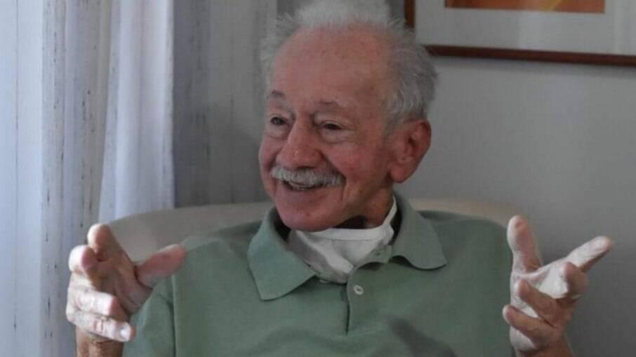 Aniceto Francisco dos Reis, de 89 anos, morreu de Covid-19