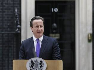 David Cameron defendeu bloqueio de termos de busca para evitar acesso a pornografia infantil