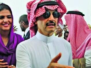 """Vítima. Príncipe saudita é o 26º homem mais rico do mundo, segundo a """"Forbes"""", com US$ 26 bi"""