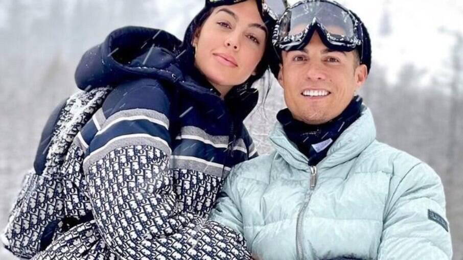 Cristiano Ronaldo e Georgina