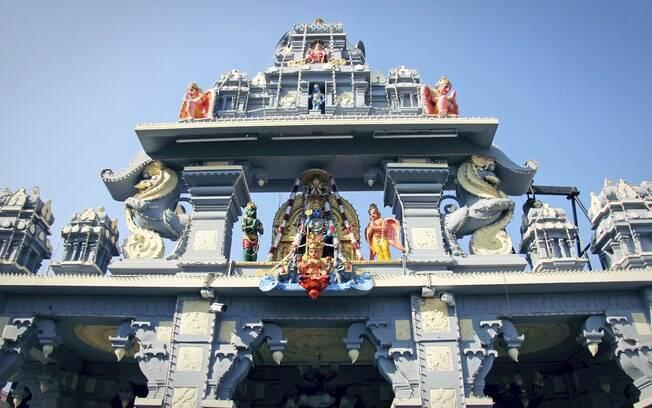 Nova Mangalore é um dos pontos de destino dos cruzeiros na Índia