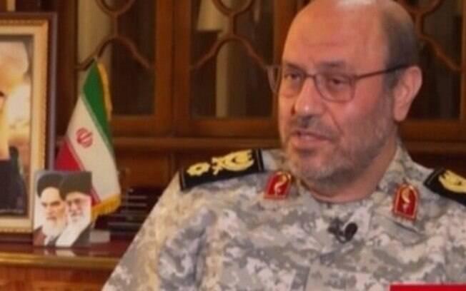 Major iraquiano falou sobre o ataque realizado pelos norte-americanos