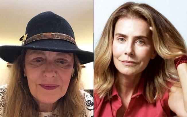 Maitê Proença comenta polêmica com Maria Zilda