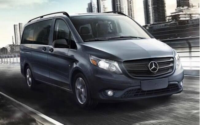 Líder das vans compactas, a Metrics tem motor a gasolina 2.0 turbo de 208 cv e a maior capacidade, de 1.138 kg
