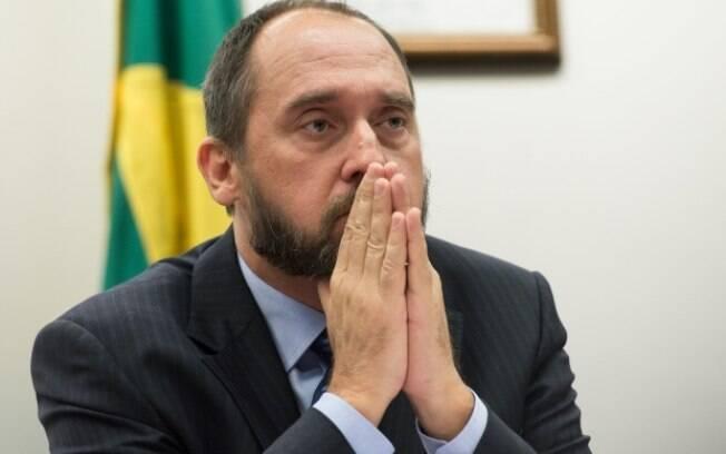 Luis Inácio Adams, da Advocacia-Geral da União, que deve deixar governo após derrotas