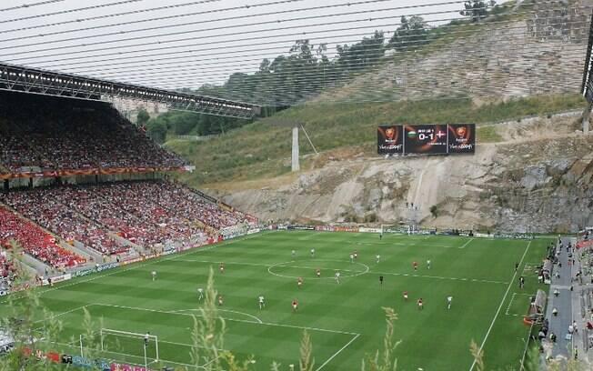 Estádio Municipal de Braga, em Portugal
