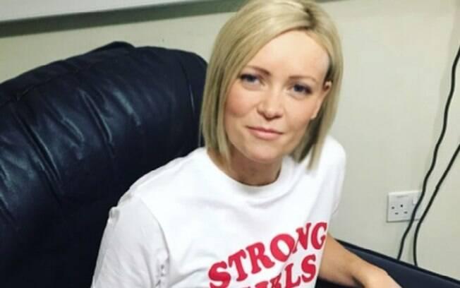 Depois de 12 sessões de quimioterapia, o câncer de Ruth Naylor entrou em remissão; sua mãe não teve a mesma sorte