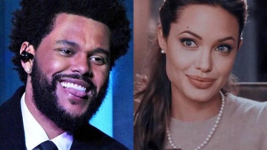 The Weeknd e Jolie