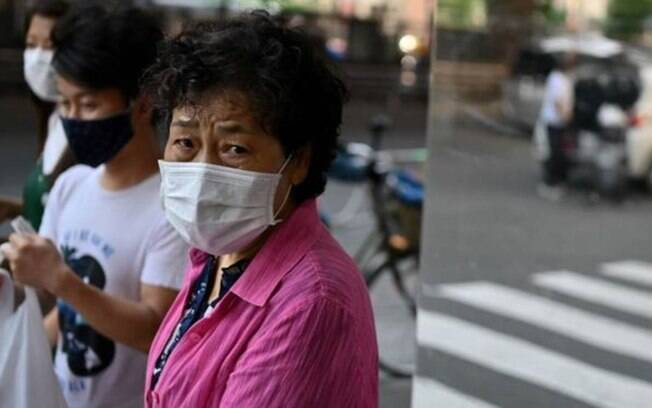 Pandemia no Japão surpreende autoridades internacionais