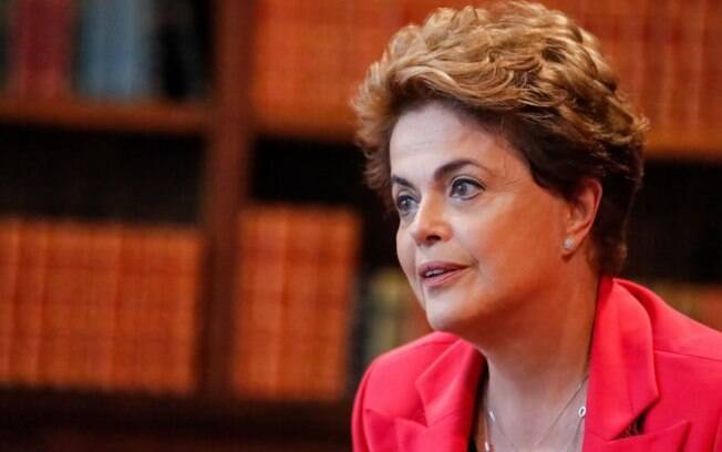 Presidente Dilma Rousseff, no entanto, evitou fazer críticas pessoais ao presidente interino Temer