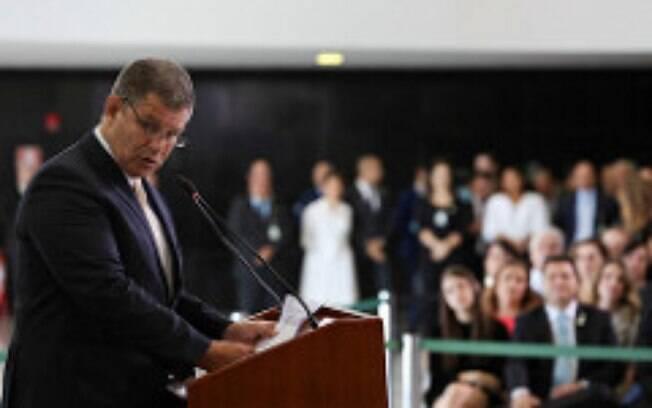 Gustavo Bebianno era presidente do PSL nas eleições de 2018
