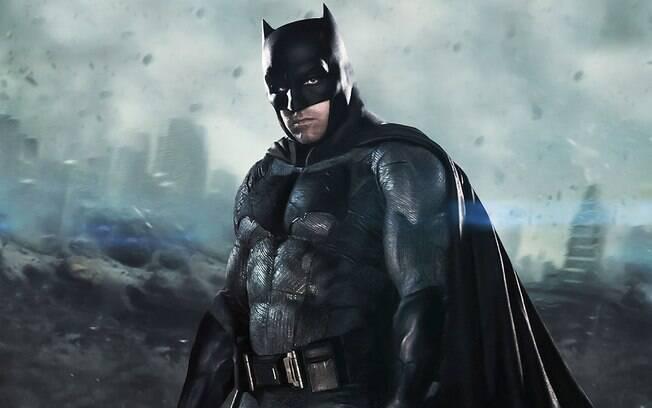 Ben Affleck ignorou conselho de George Clooney e aceitou papel de Batman