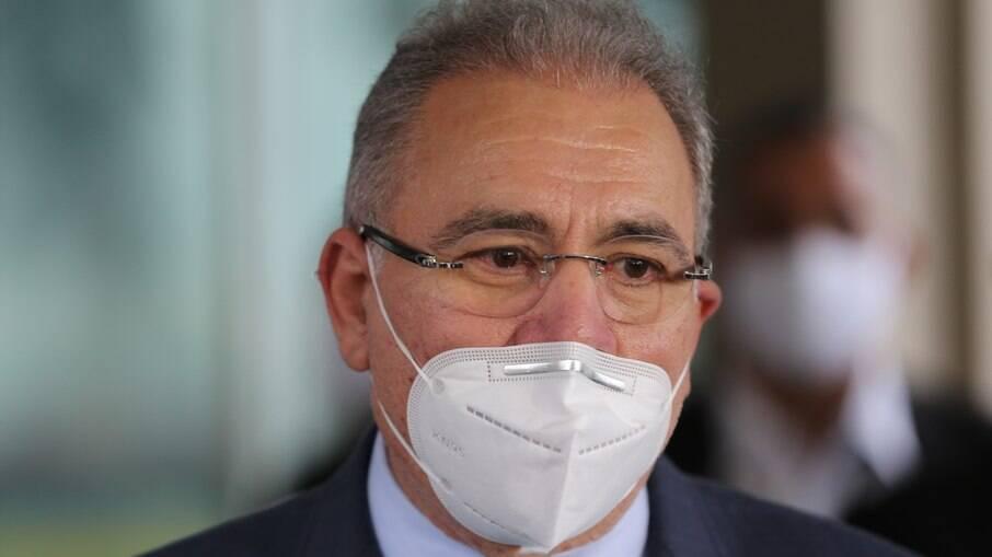 Queiroga, novo ministro da Saúde