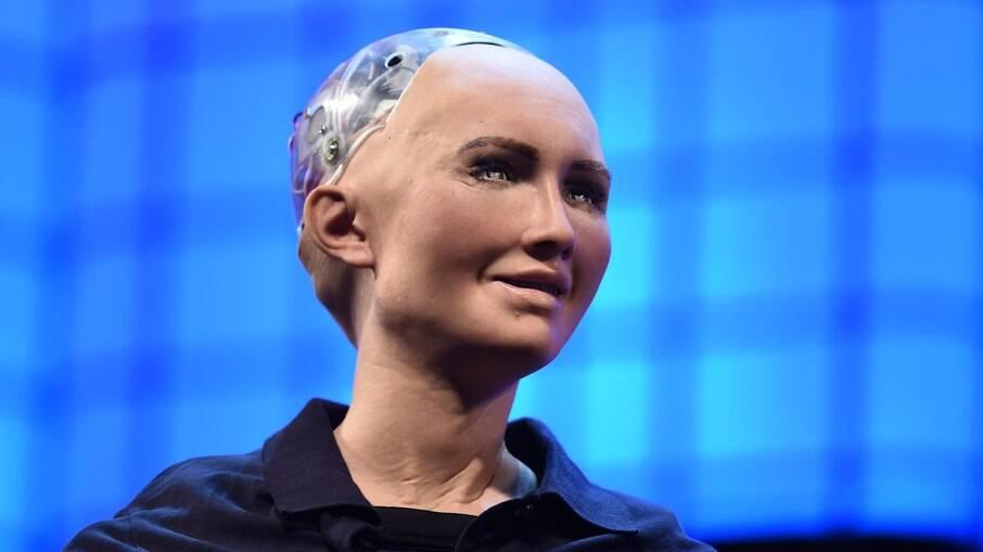 Robô Sophia será produzida em massa
