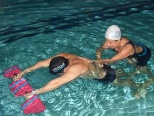 Lesões neurológicas podem ser tratadas com hidroterapia
