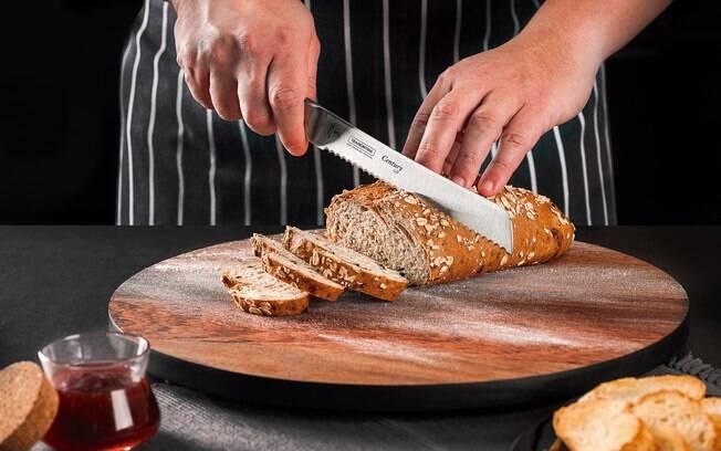 As facas são utensílios muito importantes na cozinha