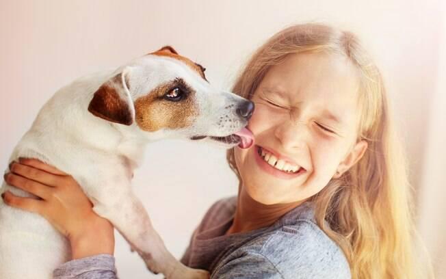 Crianças com animais em casa tendem a ser vegetarianas na vida adulta