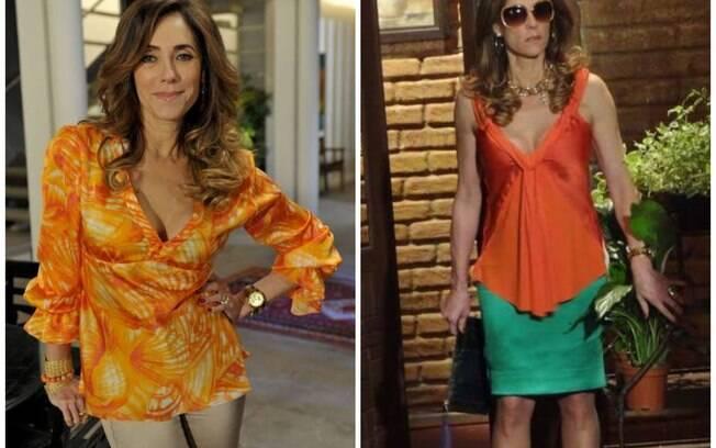 Christiane Torloni interpretou Tereza Cristina em