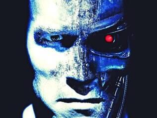 """Saga. Schwarzenegger já foi tanto vilão quanto herói ao longo da saga """"Exterminador do Futuro"""", que chega à 5ª parte"""
