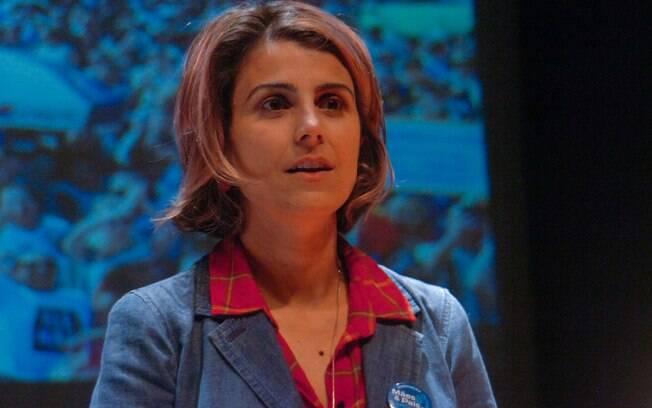 Manuela D'Ávila prestou depoimento sobre contato com hacker que invadiu celulares de integrantes da Lava-Jato.