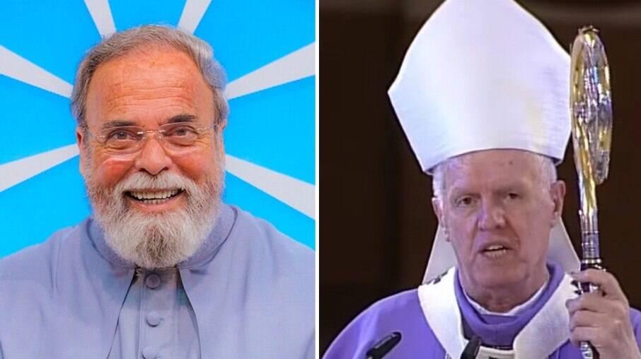 Padre Antonio Maria e Dom Orlando Brandes