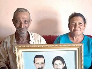 Temor. Na região há 35 anos, Maria Helena e o marido João Alves não acreditam em solução para a seca
