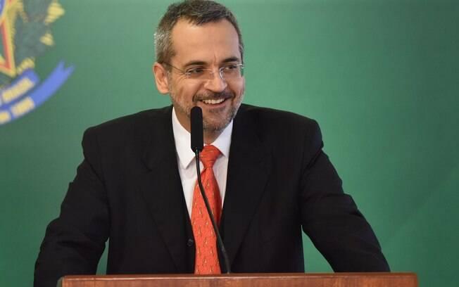 Ministro da Educação Abraham Weintraub anunciou as mudanças no sistema de avaliação da educação básica
