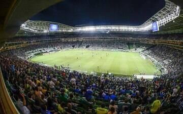 Allianz Parque ostenta a melhor média de público; top 5 só tem novas arenas