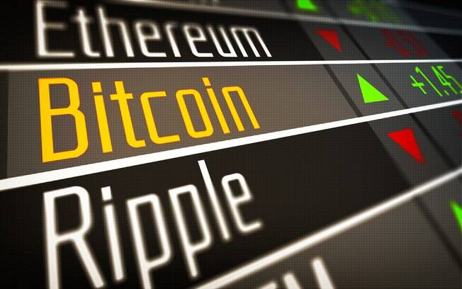 Outras criptomoedas disputam mercado com o Bitcoin