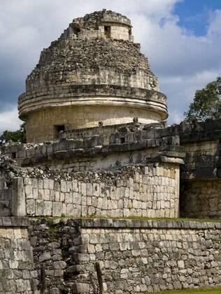 Chichen Itza é a maior ruína construída pela civilização Maia e fica localizada em Yucatán