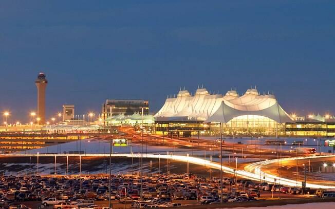 Aeroporto Denver : Aeroportos que valem a escala lazer e prazer ig