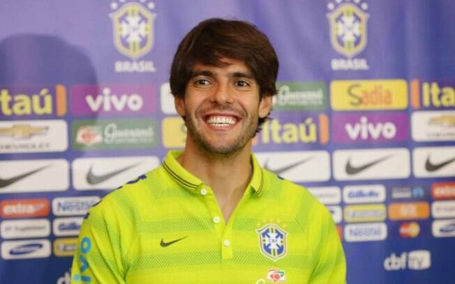 Kaká fez parte do grupo da Copa de 2006 que fracassou e foi eliminado precocemente