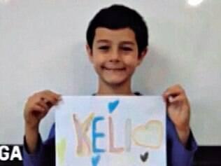 O menino Bernardo foi encontrado em uma cova rasa, em um matagal, na cidade Frederico Westphalen, no interior do Rio Grande do Sul