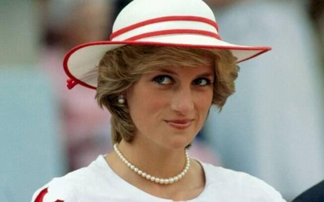 Princesa Diana era canceriana do dia 01 de julho de 1961