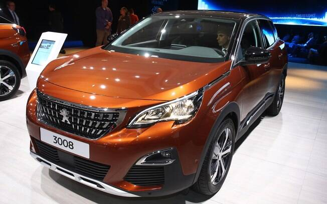 O Peugeot 3008 virá com o motor 1.6 turbo de 165, câmbio automático de seis marchas e o direito de ser chamado de SUV.