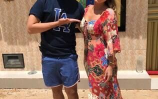 Carlinhos Maia passeia em Alagoas, desmente 'fake news' e apronta com Eliana