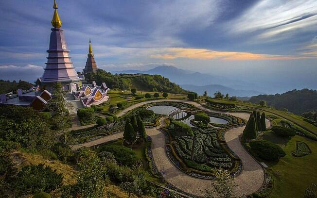 Chiang Mai, na Tailândia, é um dos destinos