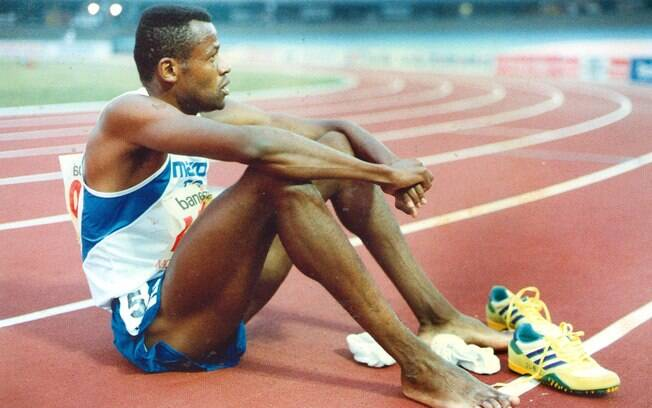 Zequinha Barbosa, vice-campeão mundial dos  800m rasos em 1991, foi condenado a cinco anos por  pedofilia, mas depois absolvido