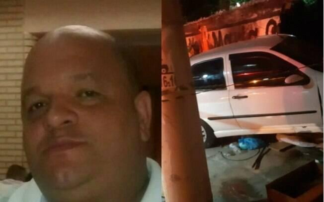 Marcio Fernandes Carpintier, de 50 anos, foi atingido na nuca por tiro disparado por motociclista