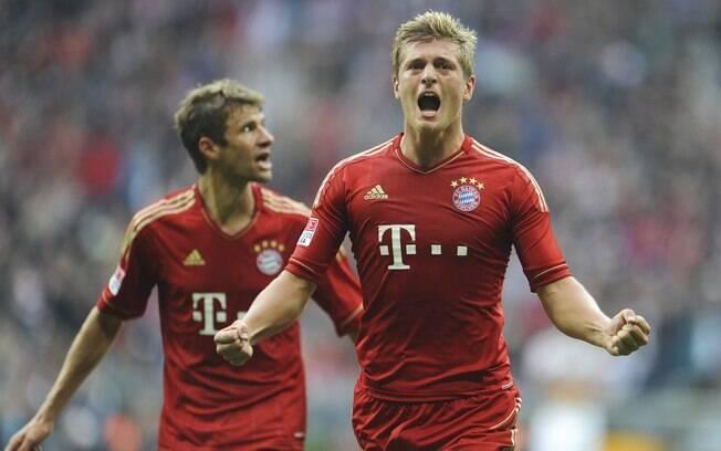 Na segunda rodada, o time de Munique venceu o  Stuttgart por 6 a 1. Foi a primeira das muitas  goleadas do Bayern na competição