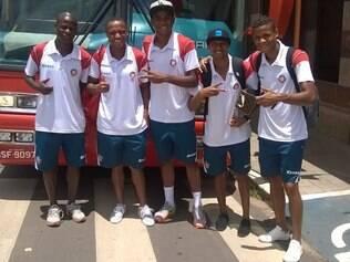 Equipe de Varginha entra em campo nesta noite, no Estádio Castelão, em São Luis
