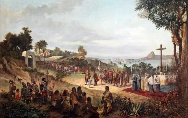 A chegada dos jesuítas ao Brasil também trouxe a música europeia ao País