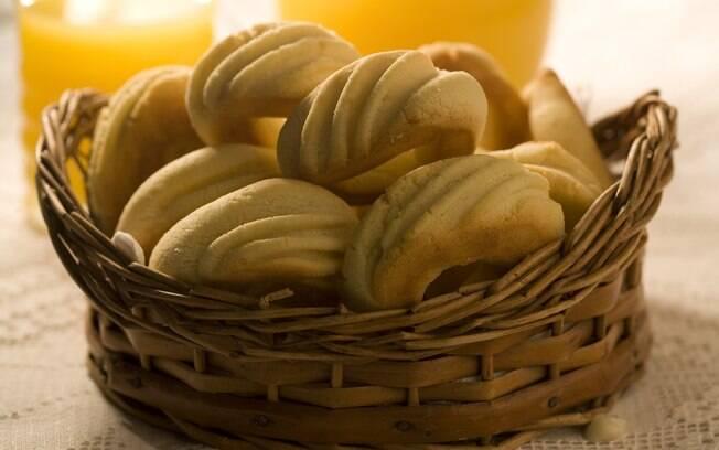Foto da receita Biscoito de queijo Minas pronta.