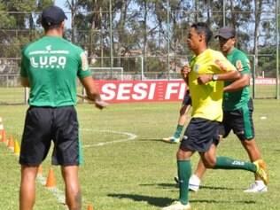 Felipe Amorim já marcou três gols e deu uma assistência nesses sete jogos
