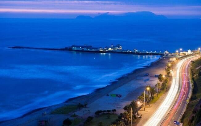 Lima, no Peru, é uma boas opções para a temporada