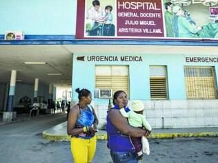 Sistema de saúde cubano está entre os melhores do mundo