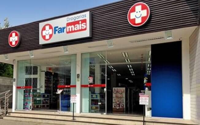 Farmais. da Brasil Pharma, também faz parte das empresas que serão vendidas após declaração de falência