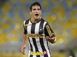 O contrato do jogador com o Corinthians terá validade até o fim de 2018