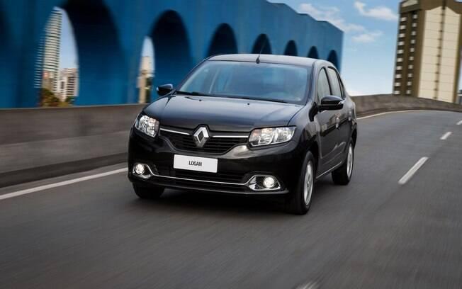 Renault Logan 1.6 Dynamique deixa de ser ofercido pela marca francesa. Sedã terá mudancas  em 2019