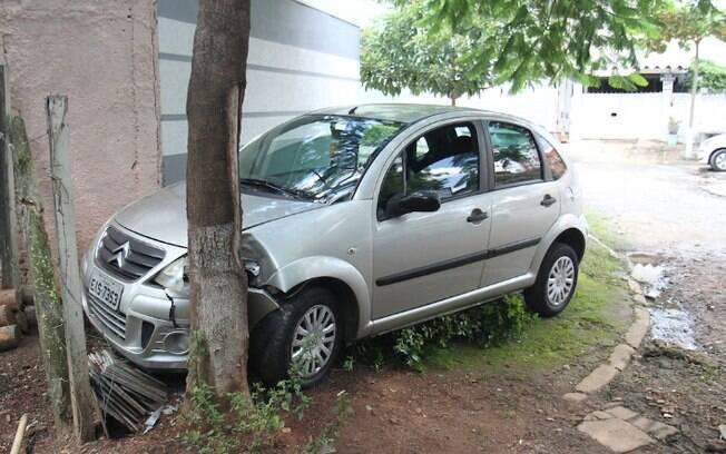 Perseguição termina em acidente e suspeito é preso em Campinas